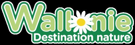 logo Wallonie destination nature